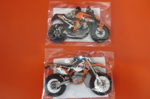 EXC KEYHOLDER & SUPER DUKE R KEY HOLDER