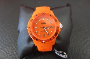 GIRLS BE ORANGE WATCH